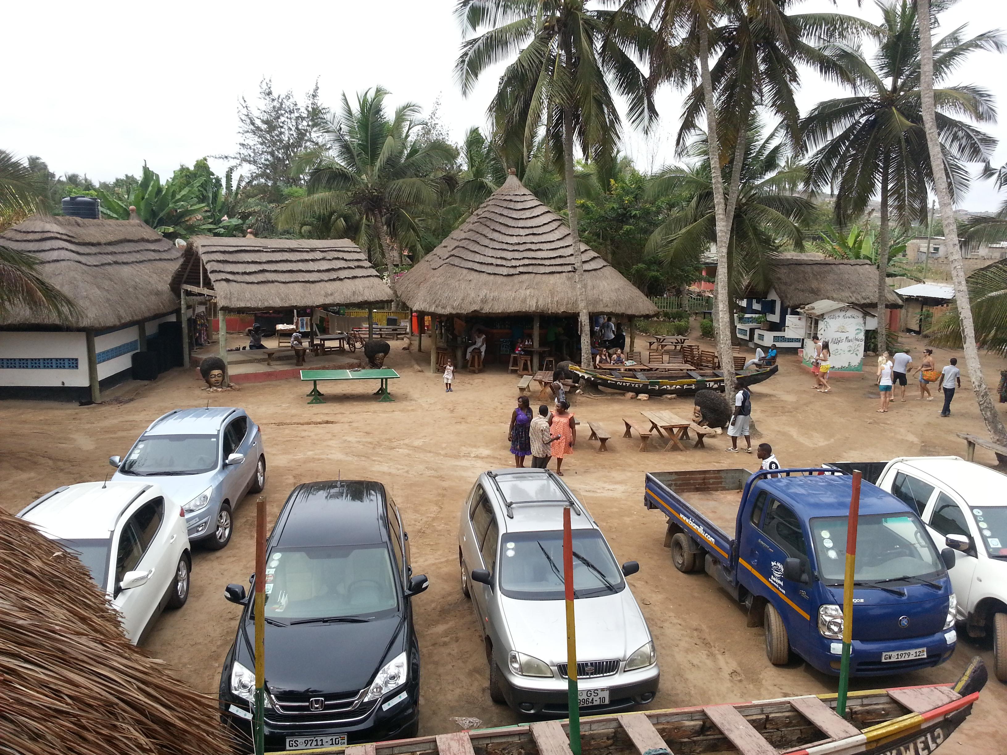 big milly 39 s backyard kokrobite ghana