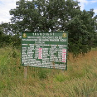 "There is a tarif if you hit an animal while driving on the A7 through the Mikumi National Park in Tanzania • <a style=""font-size:0.8em;"" href=""http://www.flickr.com/photos/50948792@N02/14209493690/"" target=""_blank"">View on Flickr</a>"