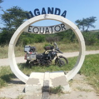 "Crossing the equator near the Queen Elizabeth National Park, Uganda • <a style=""font-size:0.8em;"" href=""http://www.flickr.com/photos/50948792@N02/14330901638/"" target=""_blank"">View on Flickr</a>"